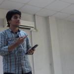 Usama Arshad at NEST
