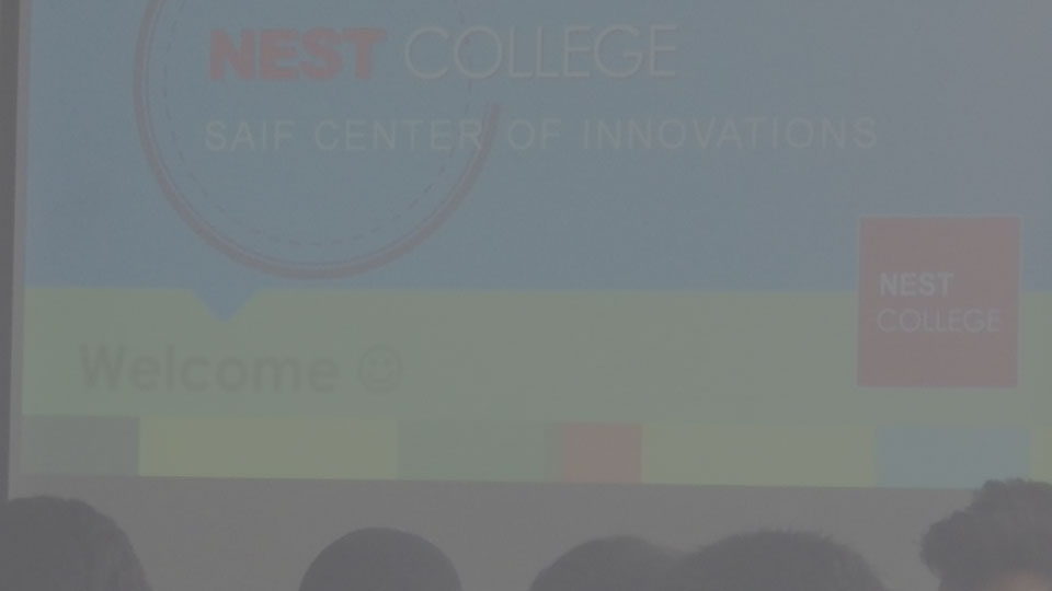 NEST College ~ It Wouldn't be Possible Without