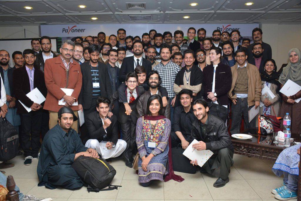 Payoneer Forum Islamabad – 2016